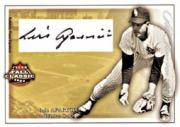 2003 Fleer Fall Classics All-American Autographs 50 #LA Luis Aparicio