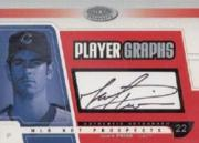 2003 Hot Prospects PlayerGraphs #MP Mark Prior