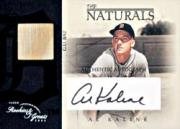 2003 Fleer Rookies and Greats Naturals Game Used Autograph #AK Al Kaline Bat