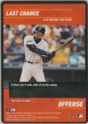 2003 MLB Showdown Strategy #S9 Last Chance/Ichiro