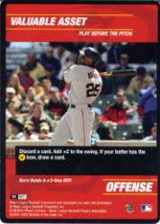 2003 MLB Showdown Strategy #S21 Valuable Asset/B.Bonds