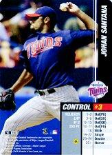 2003 MLB Showdown Trading Deadline #108 Johan Santana