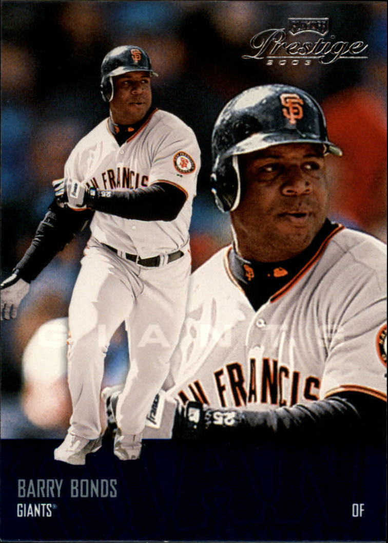 2003 Playoff Prestige #170 Barry Bonds