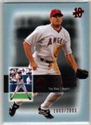 2003 SP Authentic Superstar Flashback #SF3 Troy Glaus