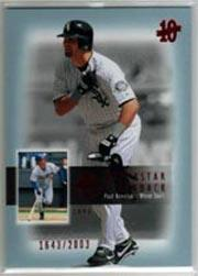 2003 SP Authentic Superstar Flashback #SF17 Paul Konerko