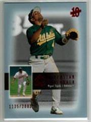 2003 SP Authentic Superstar Flashback #SF42 Miguel Tejada