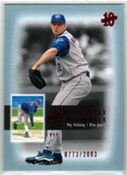 2003 SP Authentic Superstar Flashback #SF60 Roy Halladay