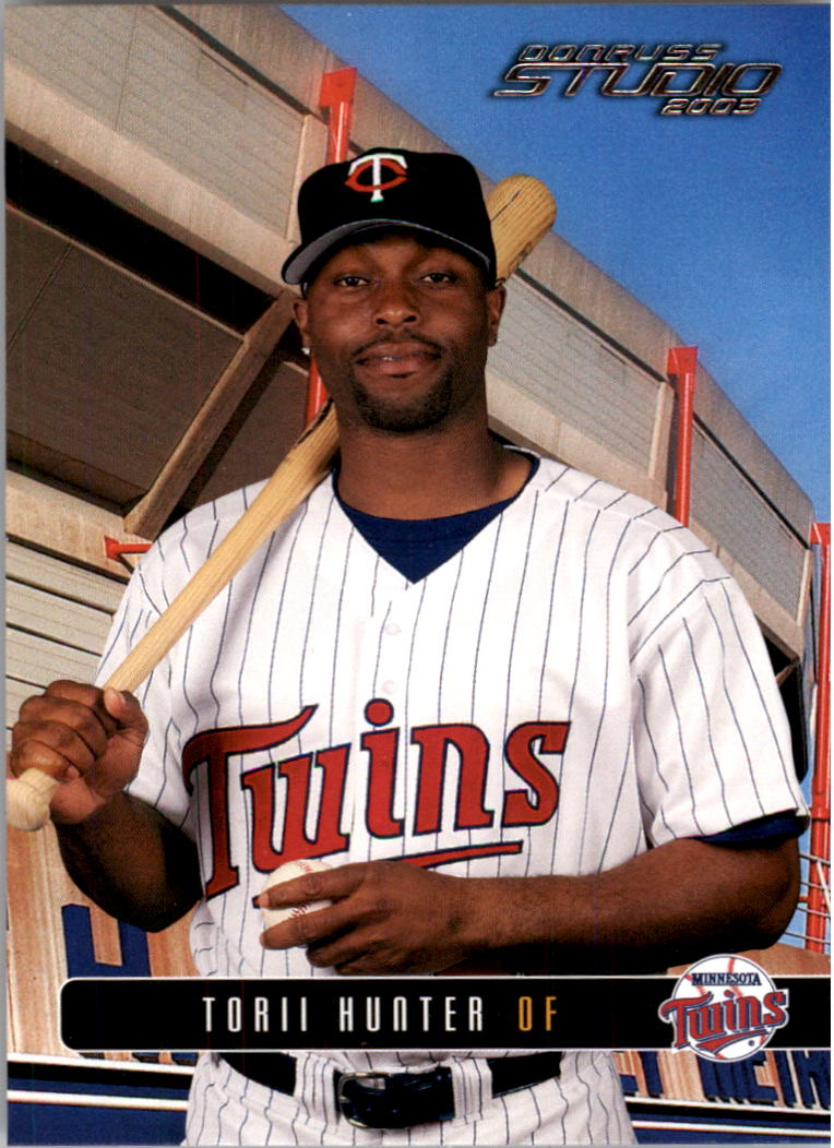 2003 Studio #51 Torii Hunter