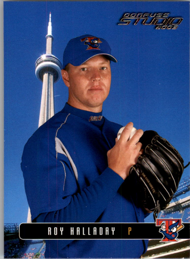 2003 Studio #92 Roy Halladay