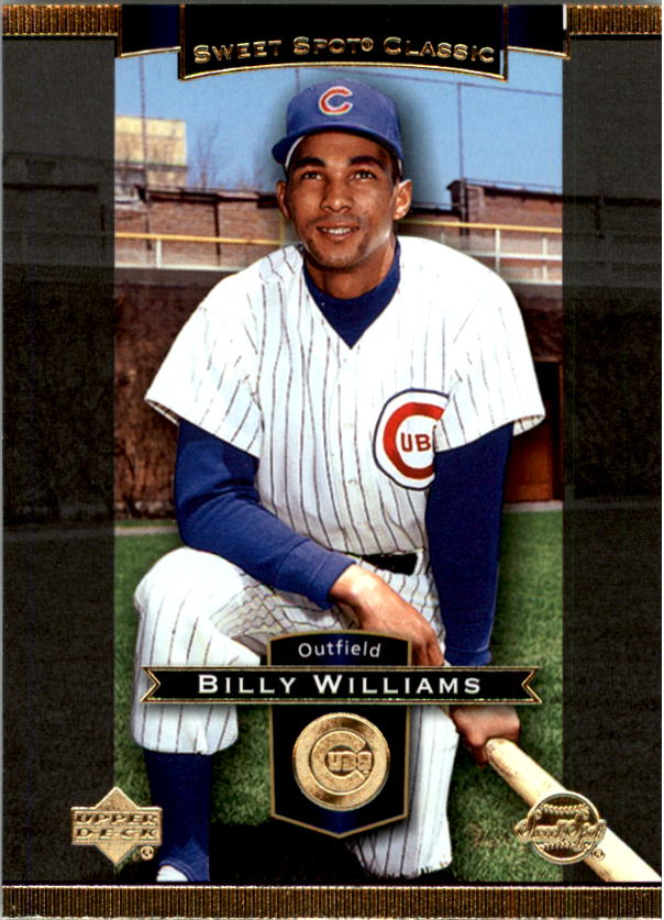 2003 Sweet Spot Classics #5 Billy Williams