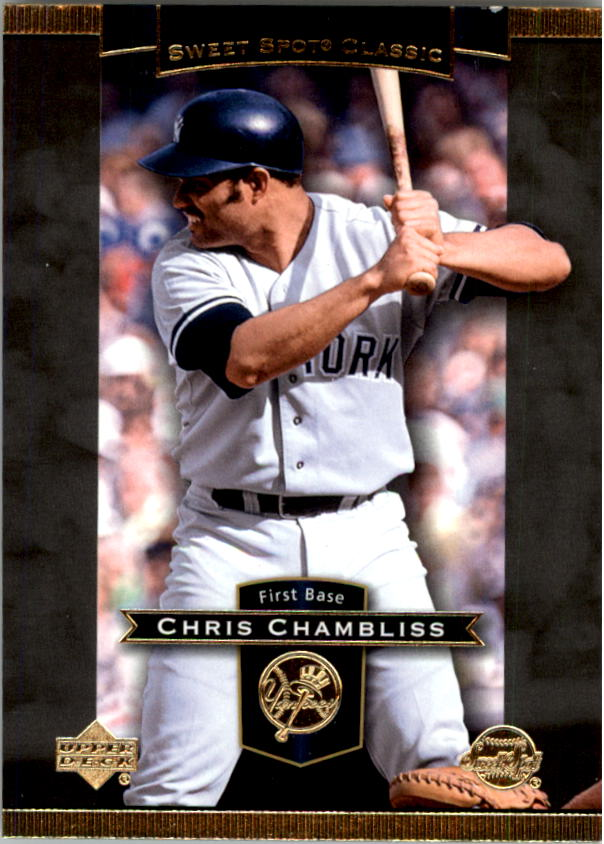 2003 Sweet Spot Classics #13 Chris Chambliss