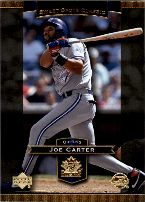 2003 Sweet Spot Classics #44 Joe Carter