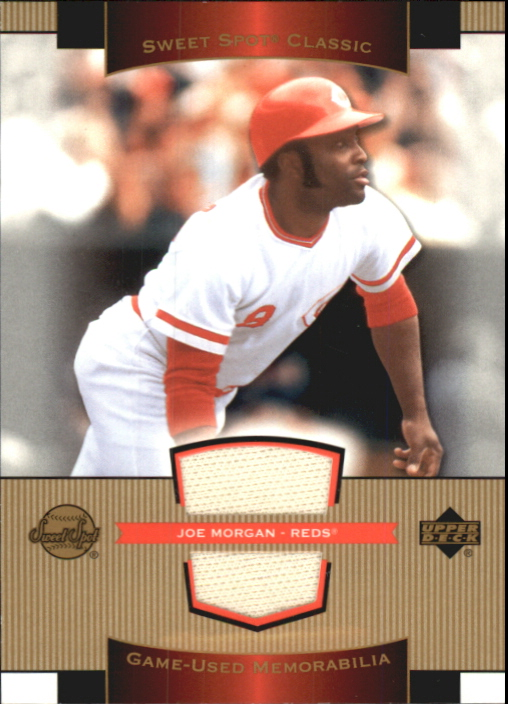 2003 Sweet Spot Classics #45 Joe Morgan
