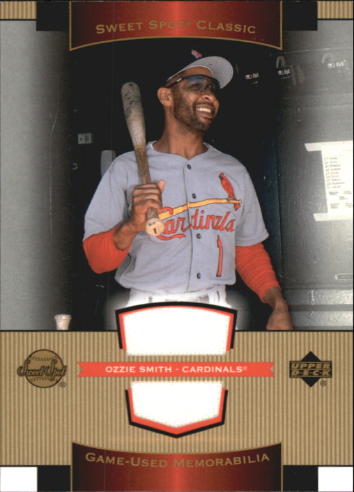 2003 Sweet Spot Classics #65 Ozzie Smith