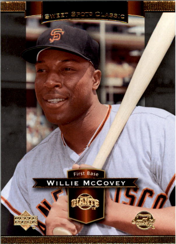 2003 Sweet Spot Classics #89 Willie McCovey