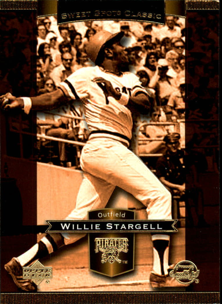 2003 Sweet Spot Classics #90 Willie Stargell