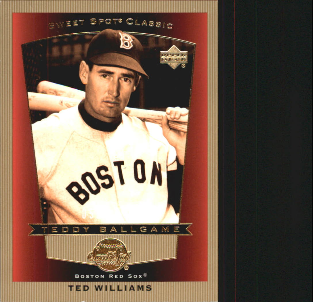 2003 Sweet Spot Classics #91 Ted Williams TB