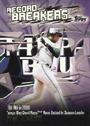 2003 Topps Record Breakers #FM Fred McGriff 1