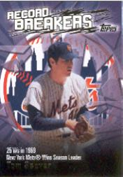 2003 Topps Record Breakers #TS1 Tom Seaver 1