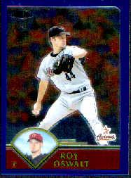 2003 Topps Chrome #38 Roy Oswalt