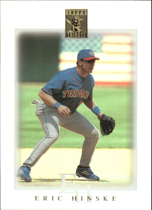 2003 Topps Tribute Contemporary #5 Eric Hinske