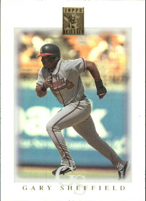 2003 Topps Tribute Contemporary #13 Gary Sheffield