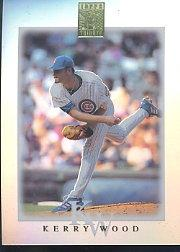 2003 Topps Tribute Contemporary #15 Kerry Wood