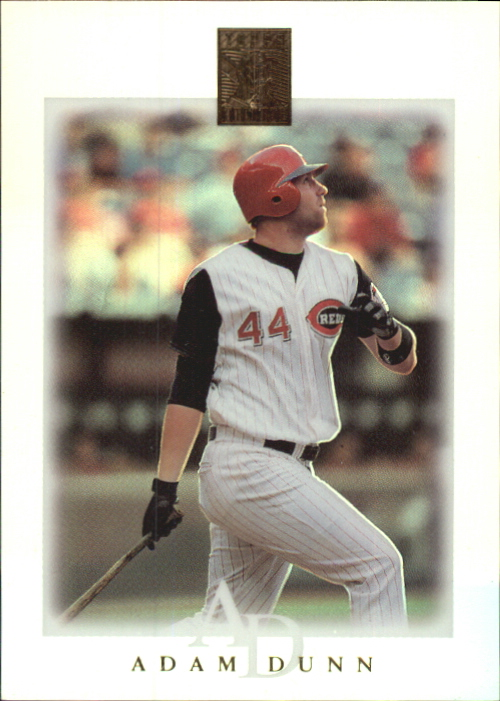 2003 Topps Tribute Contemporary #17 Adam Dunn