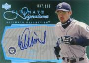 2003 Ultimate Collection Signatures #IS1 I.Suzuki w/Shades/199