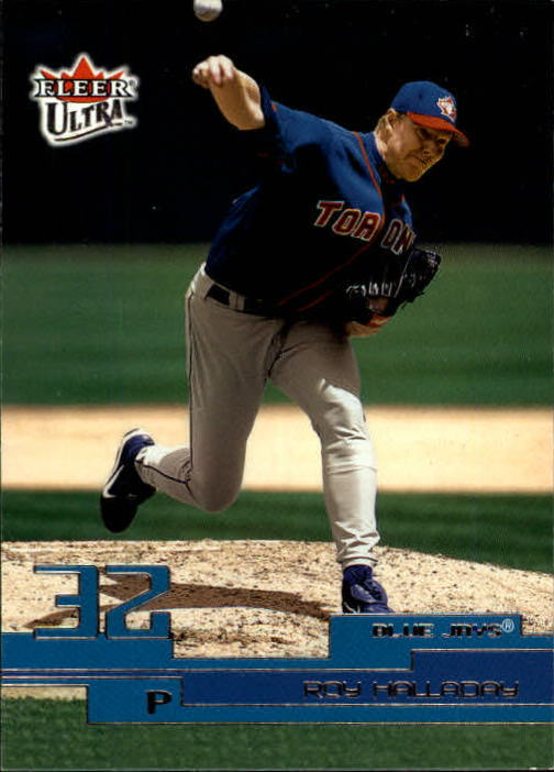 2003 Ultra #38 Roy Halladay