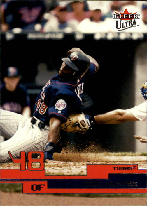 2003 Ultra #162 Torii Hunter