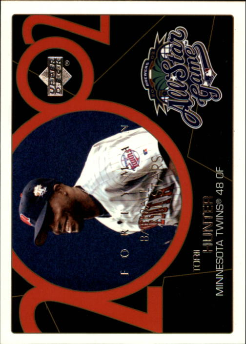2003 Upper Deck 40-Man #770 Torii Hunter AS