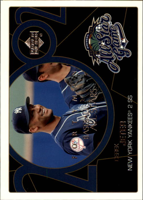 2003 Upper Deck 40-Man #771 Derek Jeter AS