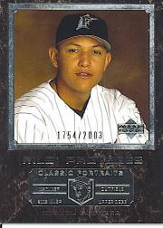 2003 Upper Deck Classic Portraits #187 Miguel Cabrera MP