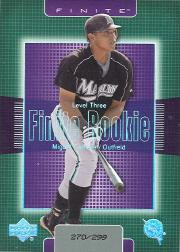 2003 Upper Deck Finite #351 Miguel Cabrera T3
