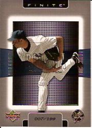 2003 Upper Deck Finite Gold #65 Mariano Rivera