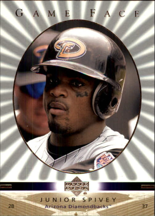 2003 Upper Deck Game Face #7 Junior Spivey