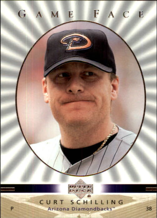2003 Upper Deck Game Face #9 Curt Schilling SP