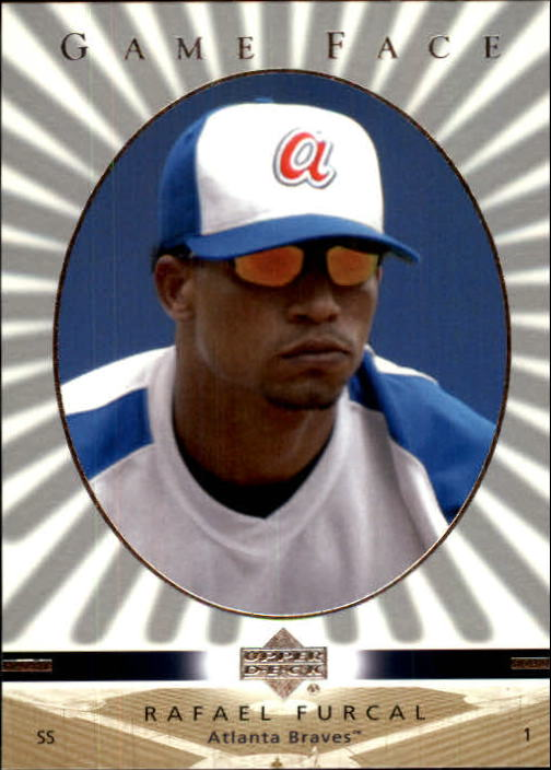 2003 Upper Deck Game Face #12 Rafael Furcal