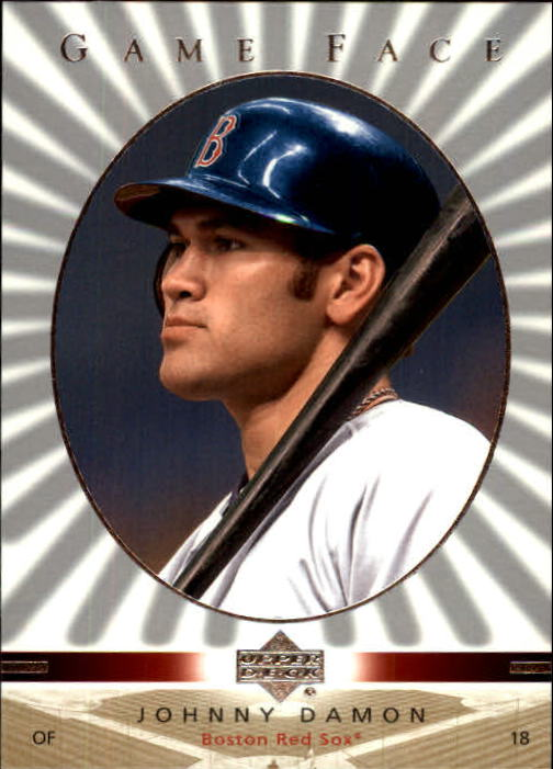 2003 Upper Deck Game Face #19 Johnny Damon