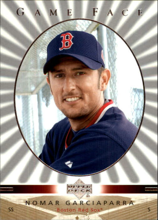 2003 Upper Deck Game Face #21 Nomar Garciaparra