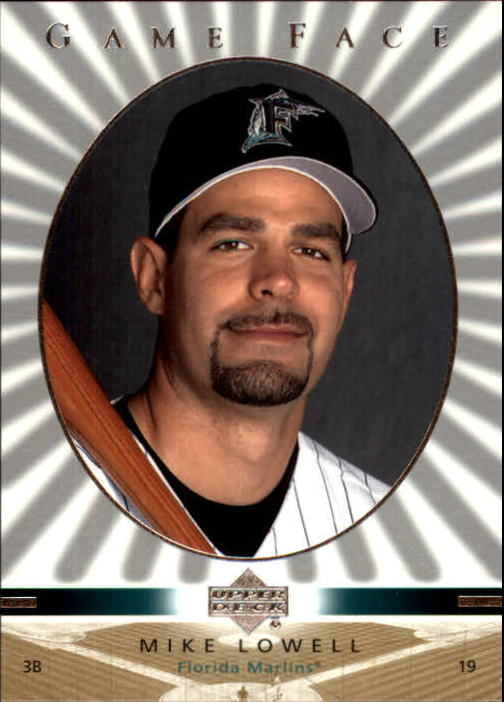 2003 Upper Deck Game Face #44 Mike Lowell