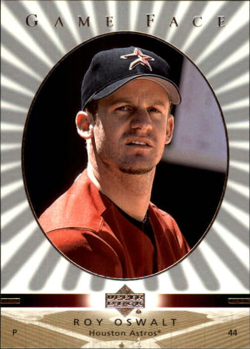 2003 Upper Deck Game Face #47 Roy Oswalt
