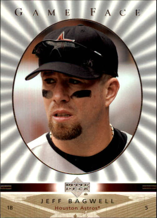2003 Upper Deck Game Face #49 Jeff Bagwell SP