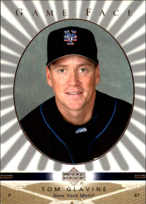 2003 Upper Deck Game Face #68 Tom Glavine