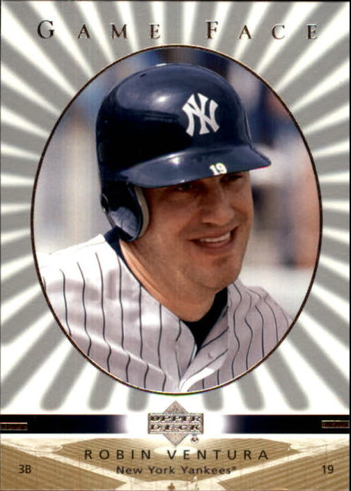 2003 Upper Deck Game Face #73 Robin Ventura