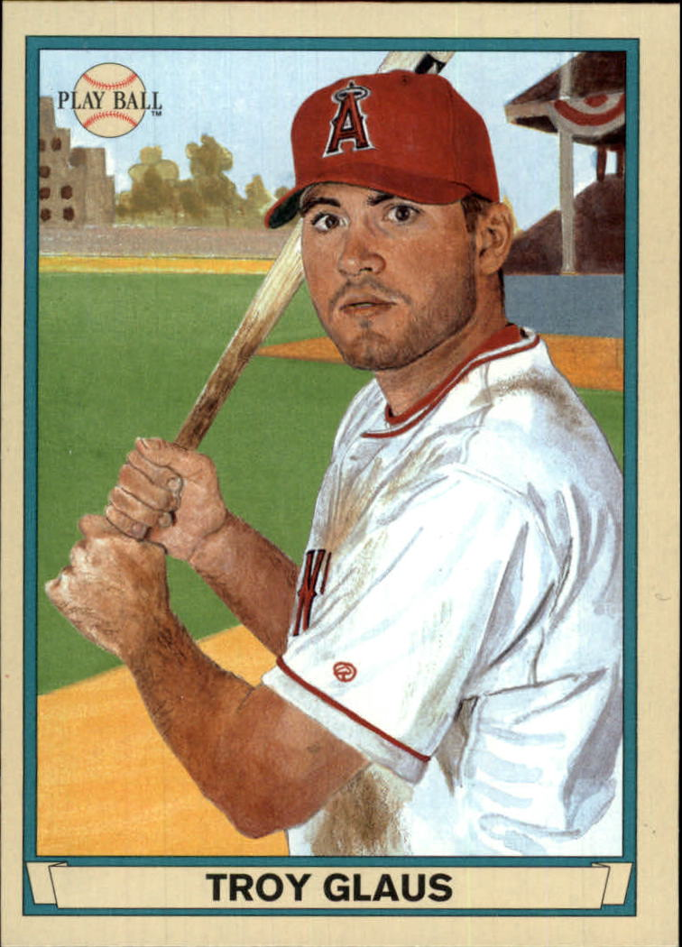 2003 Upper Deck Play Ball #1 Troy Glaus