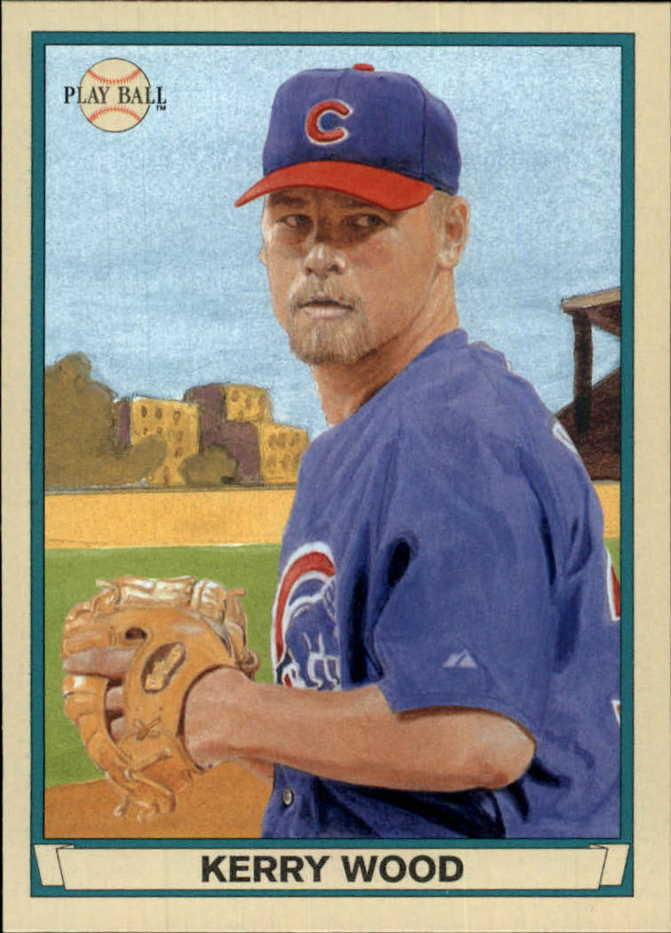 2003 Upper Deck Play Ball #15 Kerry Wood