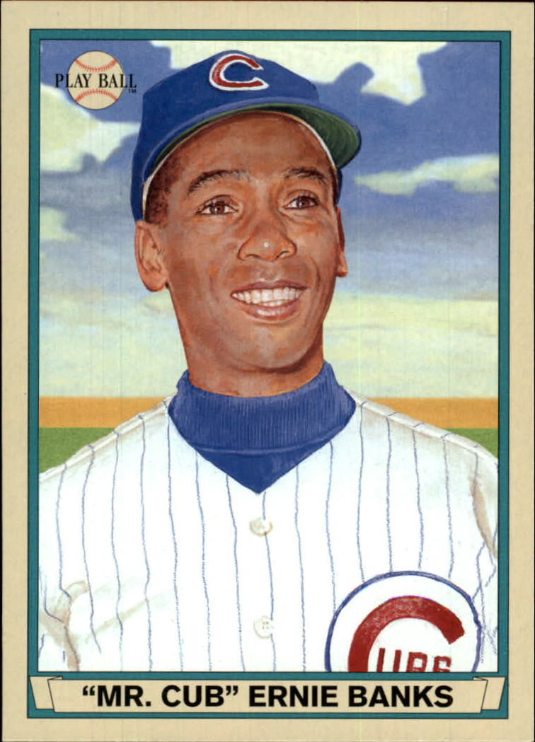 2003 Upper Deck Play Ball #17 Ernie Banks