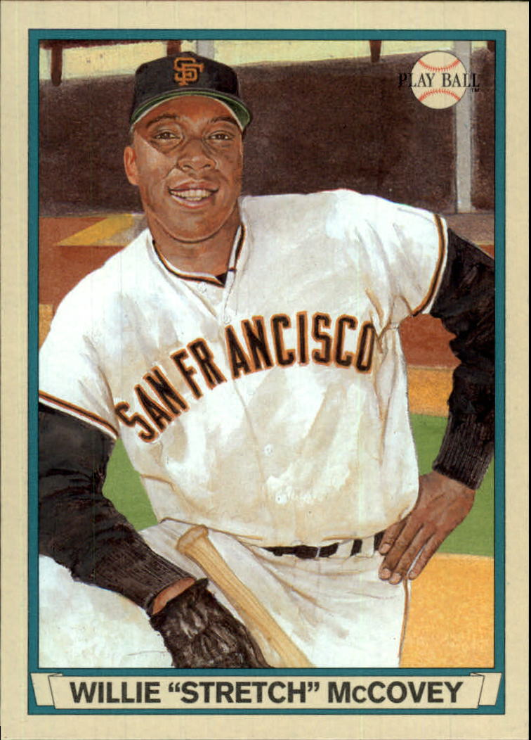 2003 Upper Deck Play Ball #62 Willie McCovey